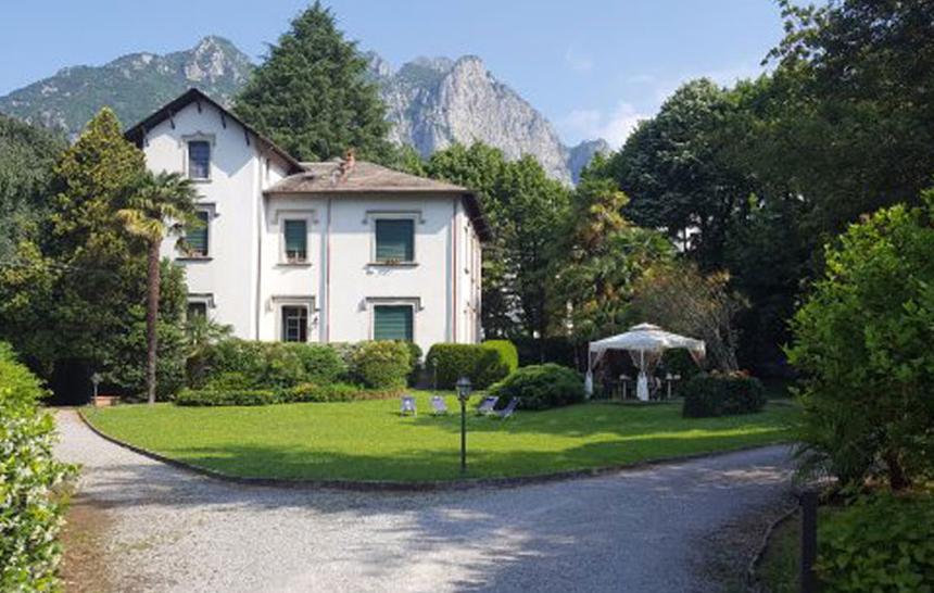 Lecco Villa del Cigno