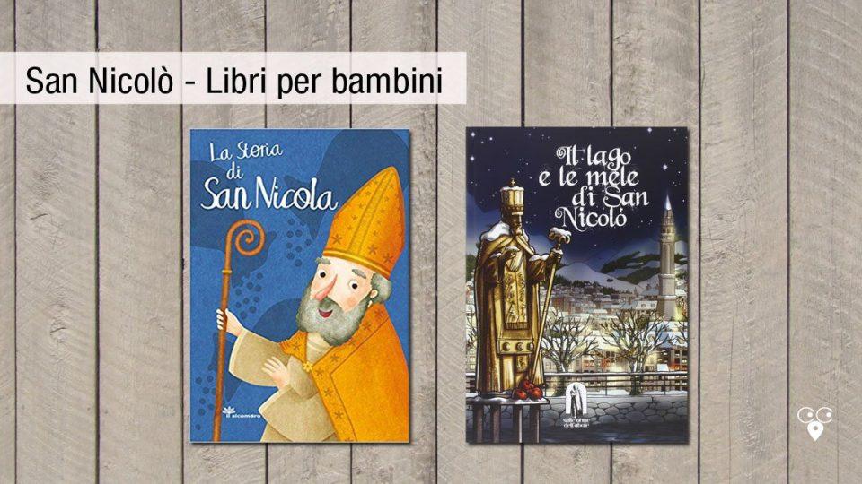 Libri per bambini San Nicolò