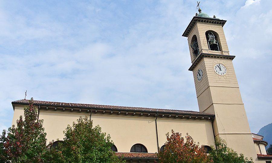 Chiesa San Giorgio Olate Lecco