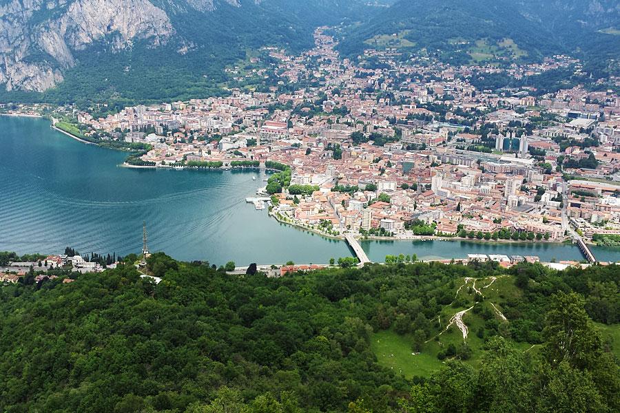 Quel ramo del lago di Como - L\'incipit dei Promessi Sposi di Manzoni