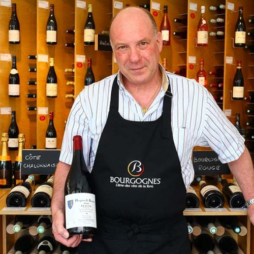 Cantine del vino di Borgogna