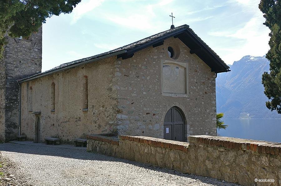 mandello-del-lario-sentiero-viandante-chiesa-san-giorgio-esterno