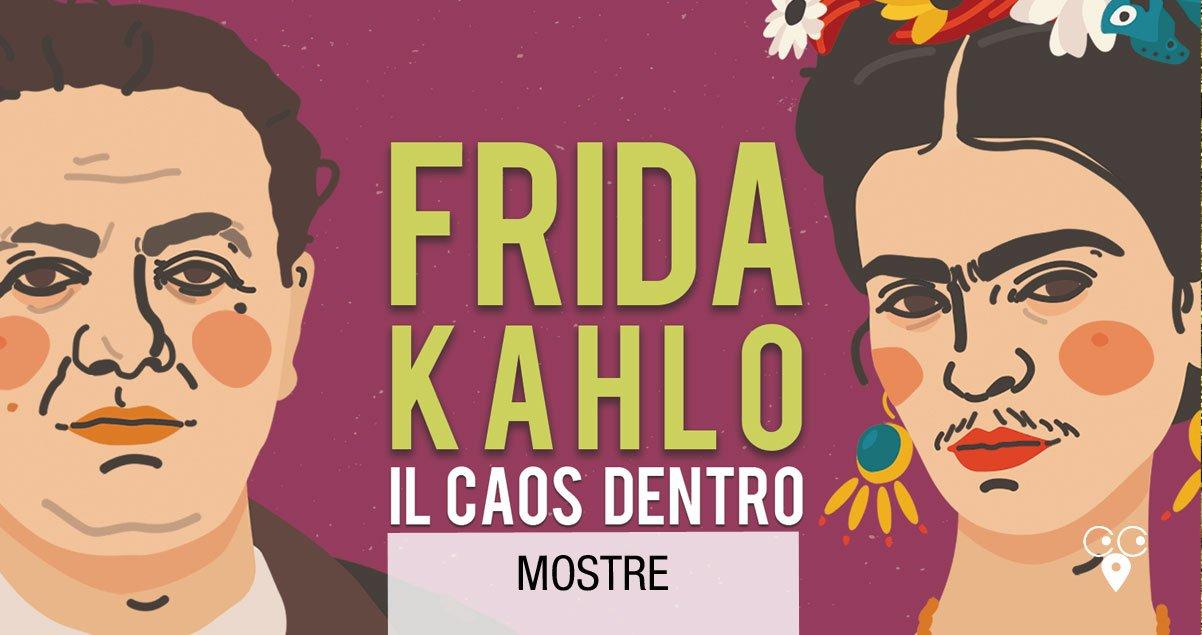 Milano Mostra Frida Kahlo