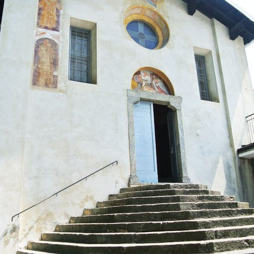 Church of S. Maria Heritage Barro Mountain