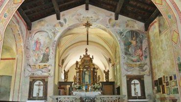 Chiesa di S. Maria Eremo Monte Barro