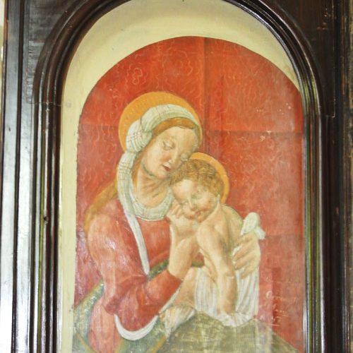 Chiesa S. Maria Eremo Monte Barro