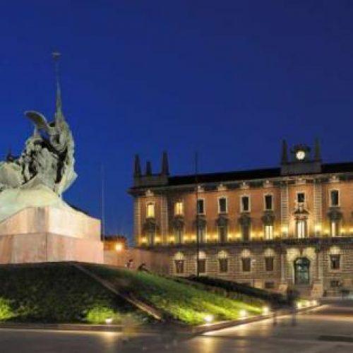 Monza - Piazza Trento e Trieste