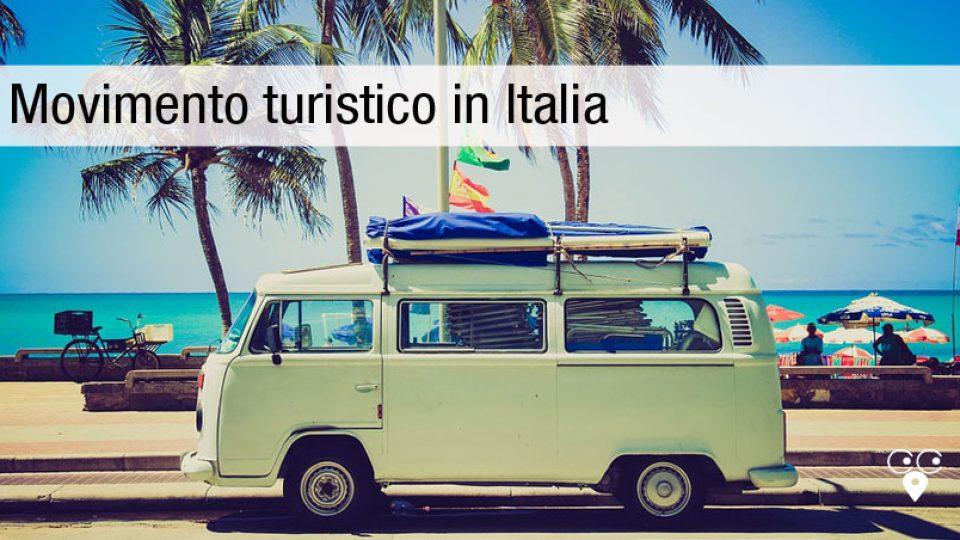 Movimento turistico in Italia