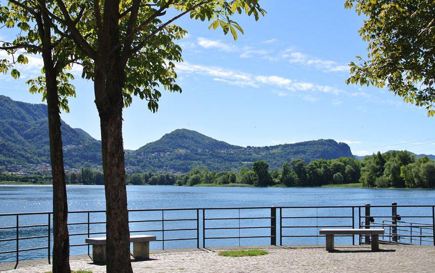 Lago di Olginate