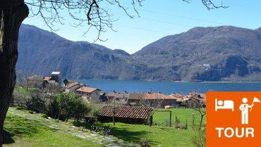 wayfarer trail trekking package Lake Como