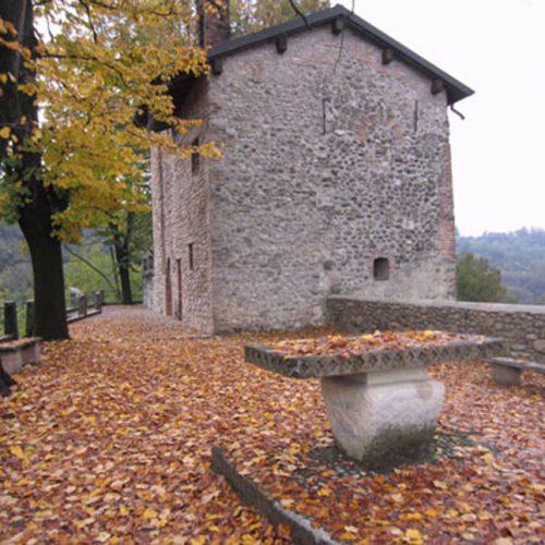 Santuario Madonna della Rocchetta - Paderno d'Adda