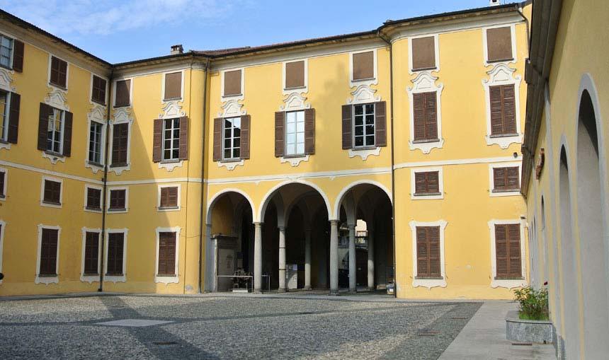Palazzo Belgiojoso Lecco