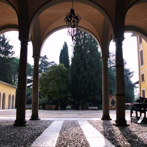 Belgiojoso Palace in Lecco