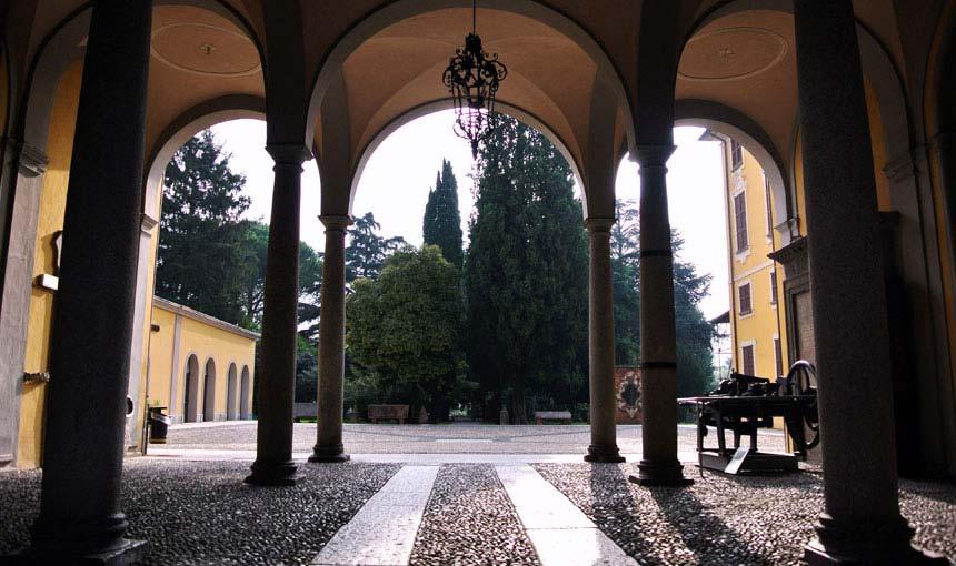 Palazzo belgiojoso a lecco for Tessera musei lombardia