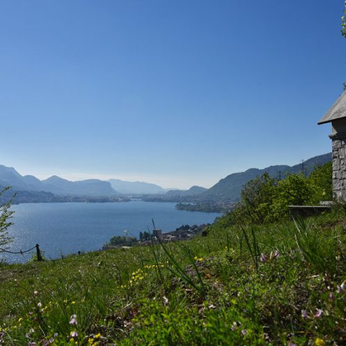 Santuario of San Michele - Monte Barro - Lecco