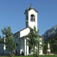 Parlasco Valsassina Chiesa S. Antonio abate