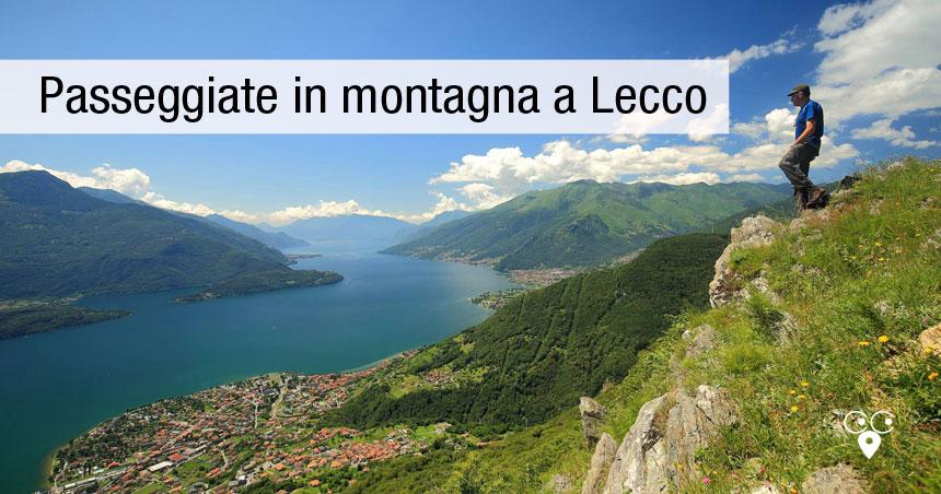 Passeggiate in montagna a Lecco