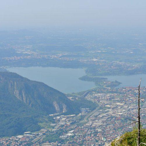 Piani Resinelli Belvedere Panorama sui Laghi Briantei