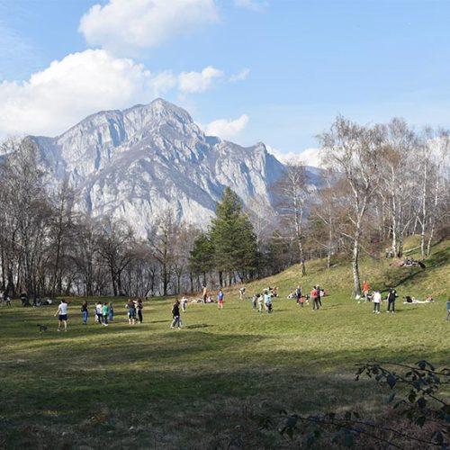 Pian Sciresa - Monte Barro