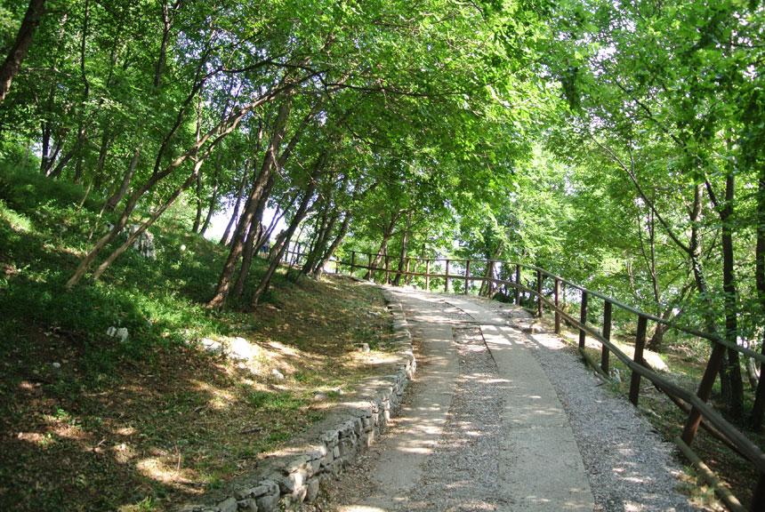 Parco archeologico dei piani di barra for Piani di ascensore domestico