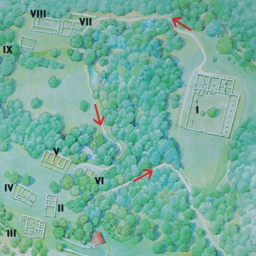 Parco archeologico dei piani di barra for Piani di fienile domestico