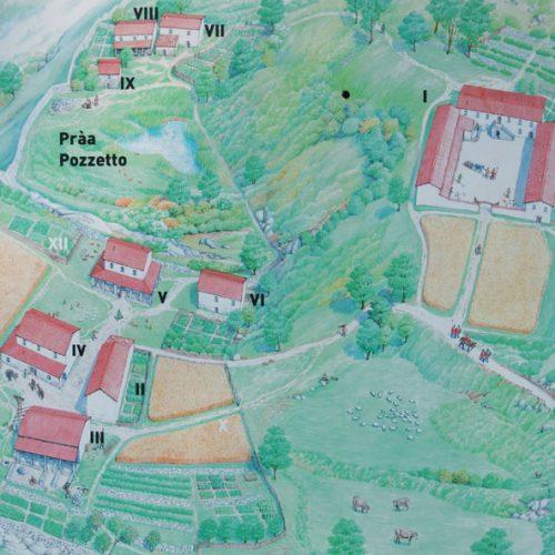Parco archeologico dei piani di barra for Piani di architetto domestico