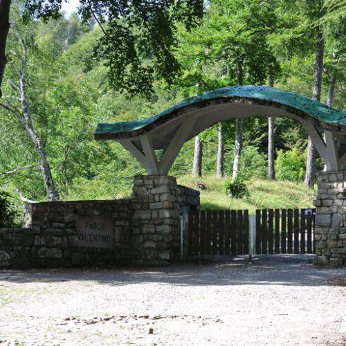 Piani Resinelli - ingresso Parco Valentino