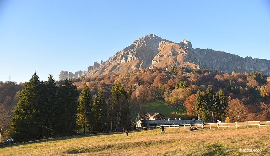Pian dei resinelli ai piedi della grignetta valsassina for Piani mensili in montagna