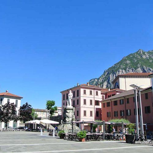 Lecco - Piazza XX settembre
