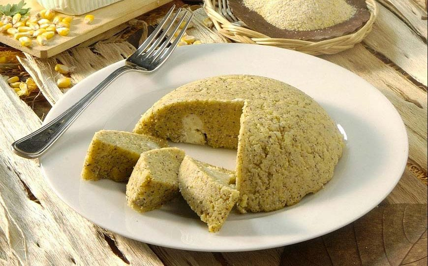 Polenta taragna - ricetta