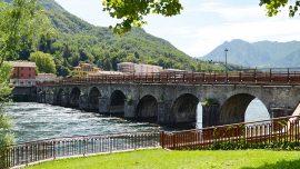 Ponte Azzoni Visconti - Lecco