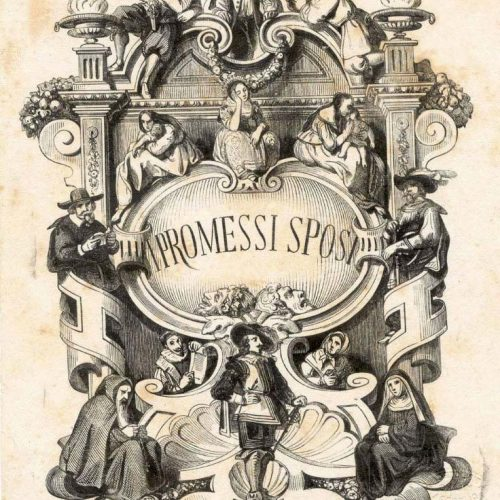 I Promessi sposi - Frontespizio