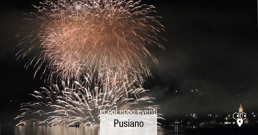 Pusiano - Festa Madonna della Neve