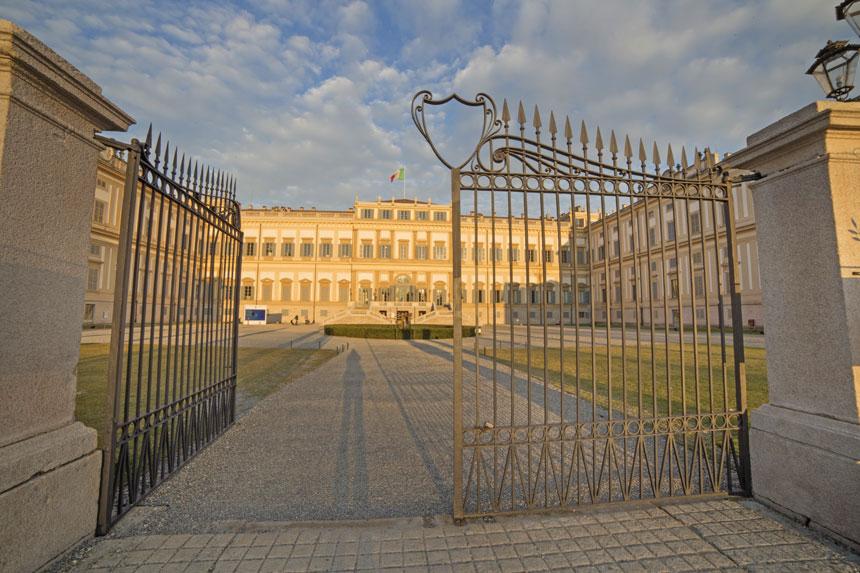 Parcheggio Villa Reale Monza Orari