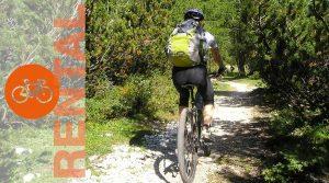Rental Bike Lake Como