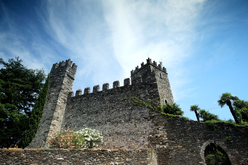 Castle of Rezzonico