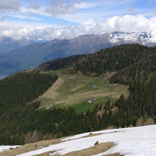 Rifugio Alpe Piazza - Valtellina