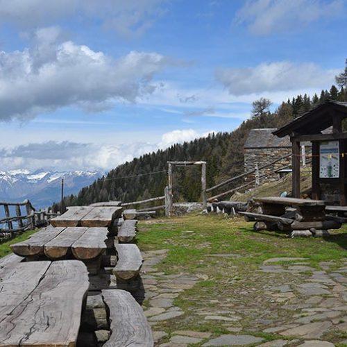 Rifugio Alpe Piazza - Valle del Bitto in Valtellina