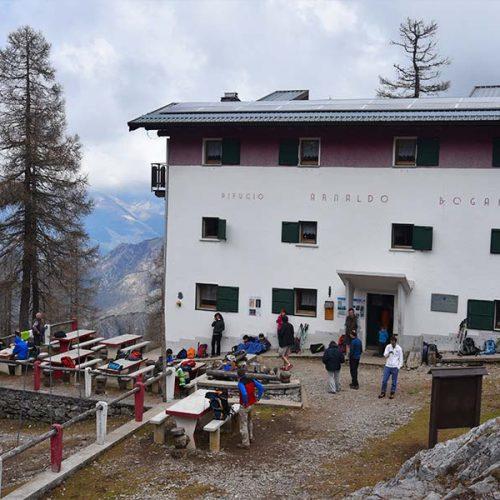 Rifugio Bogani - Alpe Moncodeno - Grigna Settentrionale