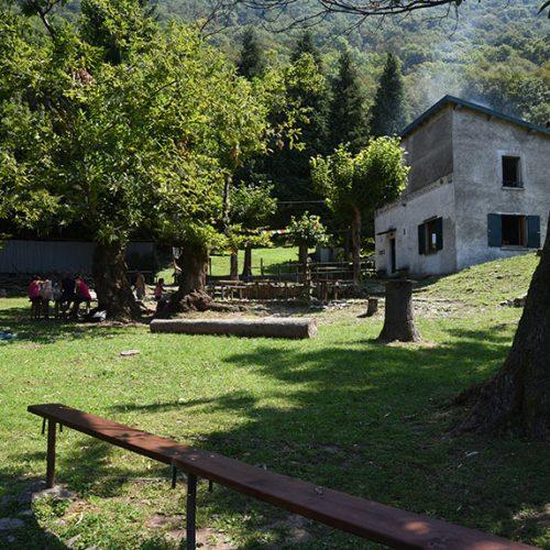 Rifugio Camposecco