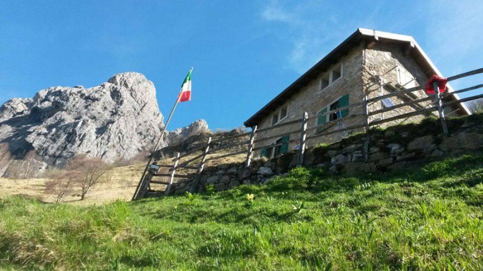 Grignone rifugio Elisa