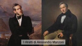ritratto Alessandro Manzoni