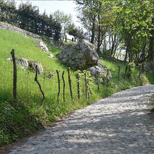 Sentiero per San Tomaso - Valmadrera