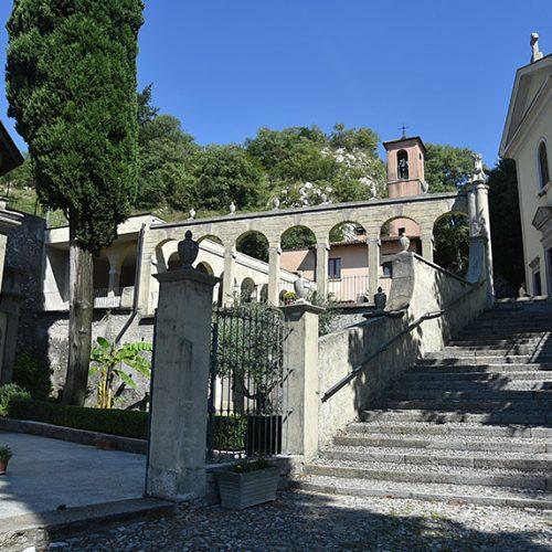 Hiking Camposecco Vercurago - Santuario San Gerolamo - Somasca