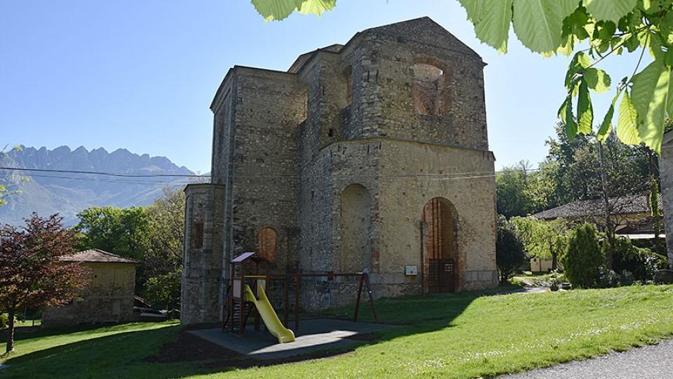 Santuario San Michele – Monte Barro