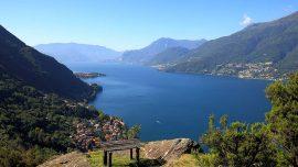 Sentiero del Viandante sul Lago di Como