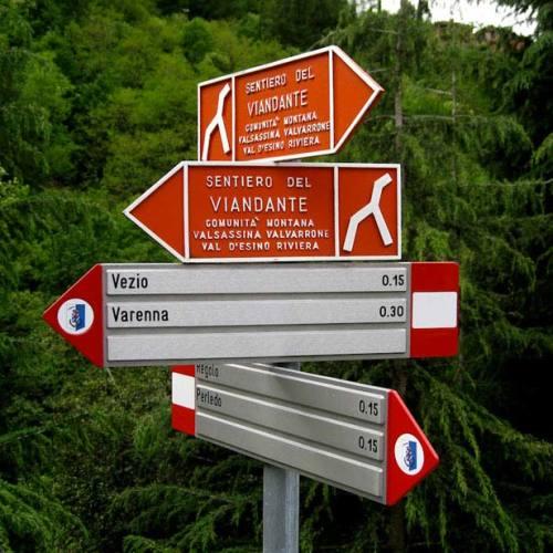 Wayfarer's trail - Lecco