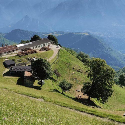 Sentiero Traversata Bassa delle Grigne dai Piani Resinelli