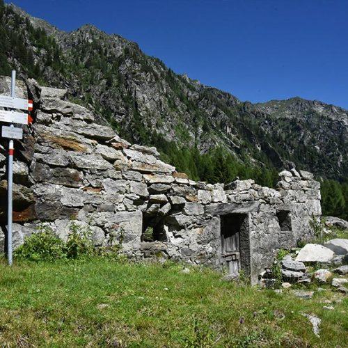 Val Bodengo - Corte Seconda