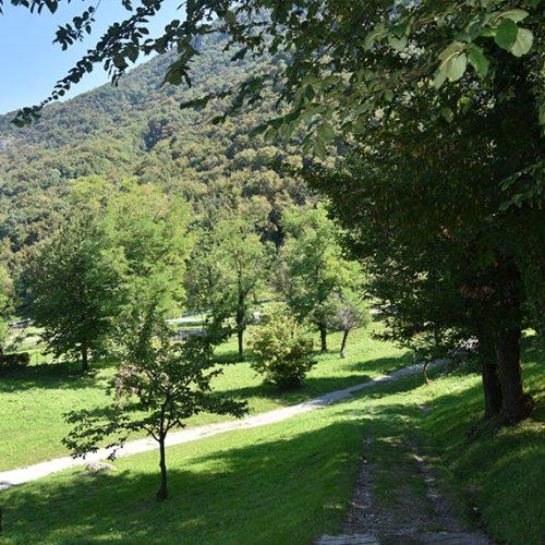 Sentiero Camposecco